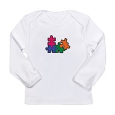 PUZZLE PIECES Long Sleeve T-Shirt