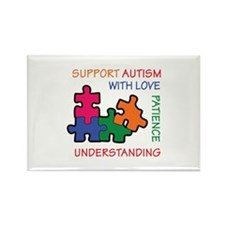 AUTISM SUPPORT Magnets