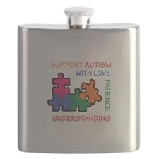 AUTISM SUPPORT Flask