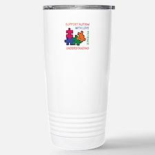 AUTISM SUPPORT Travel Mug