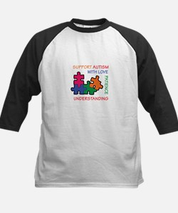 AUTISM SUPPORT Baseball Jersey