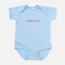 Jamaica-Bau red 400 Body Suit