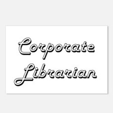 Corporate Librarian Class Postcards (Package of 8)
