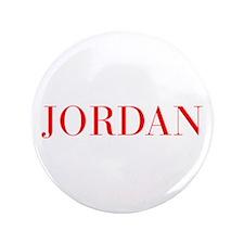 "Jordan-Bau red 400 3.5"" Button (100 pack)"