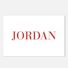 Jordan-Bau red 400 Postcards (Package of 8)