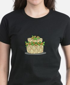 CAKE WITH FLOWERS T-Shirt