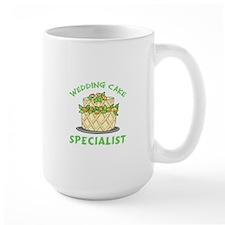 WEDDING CAKE SPECIALIST Mugs