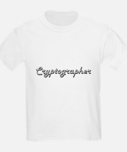 Cryptographer Classic Job Design T-Shirt
