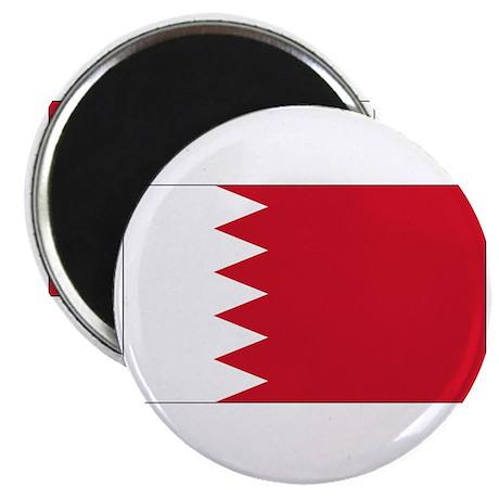 Bahrain Flag Magnet