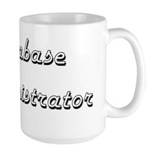 Database Administrator Classic Job Design Mugs