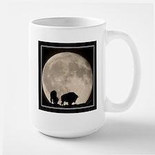 Moonwatch Bison Large Mug