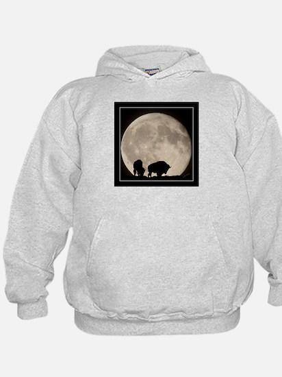 Moonwatch Bison Hoody
