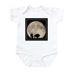 Moonwatch Bison Infant Bodysuit