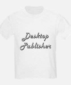 Microsoft publisher program t shirts shirts tees for Desktop publisher job