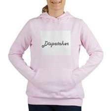 Dispatcher Classic Job D Women's Hooded Sweatshirt