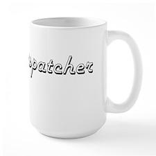 Dispatcher Classic Job Design Mugs
