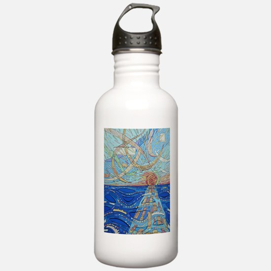 sunrise Sports Water Bottle
