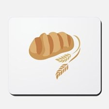 BREAD AND WHEAT Mousepad