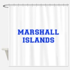 Marshall Shower Curtains