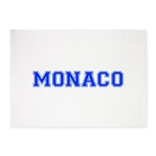 Monaco-Var blue 400 5'x7'Area Rug