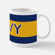 U.S. Navy: Navy (Gold Stripe) Mug