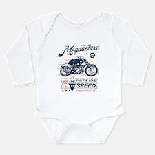 Bike Love of Speed Body Suit