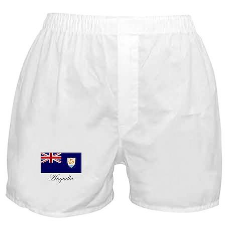 Anguilla - Flag Boxer Shorts