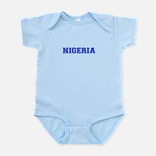Nigeria-Var blue 400 Body Suit