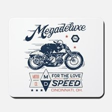 Bike Love of Speed Mousepad