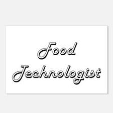 Food Technologist Classic Postcards (Package of 8)