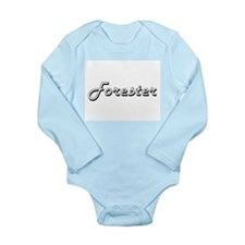 Forester Classic Job Design Body Suit