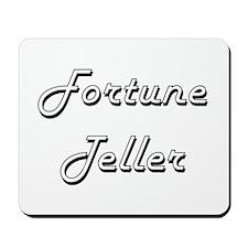 Fortune Teller Classic Job Design Mousepad