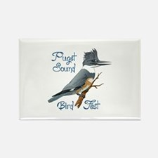 PUGET SOUND BIRD FEST Magnets