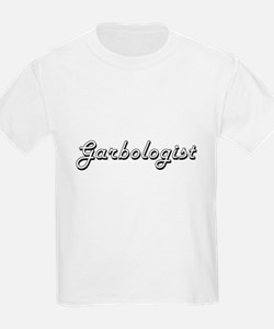 Garbologist Classic Job Design T-Shirt