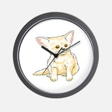FENNEC Wall Clock