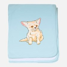 FENNEC baby blanket