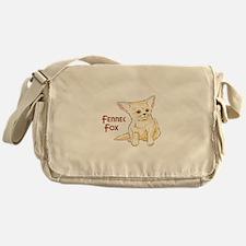 FENNEC FOX Messenger Bag