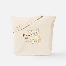 FENNEC FOX Tote Bag