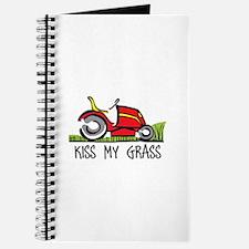 KISS MY GRASS Journal
