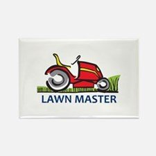 LAWN MASTER Magnets