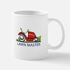 LAWN MASTER Mugs