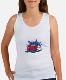 CAR WASH Tank Top