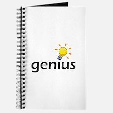 LIGHTBULB GENIUS Journal