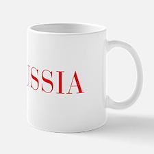 Russia-Bau red 400 Mugs