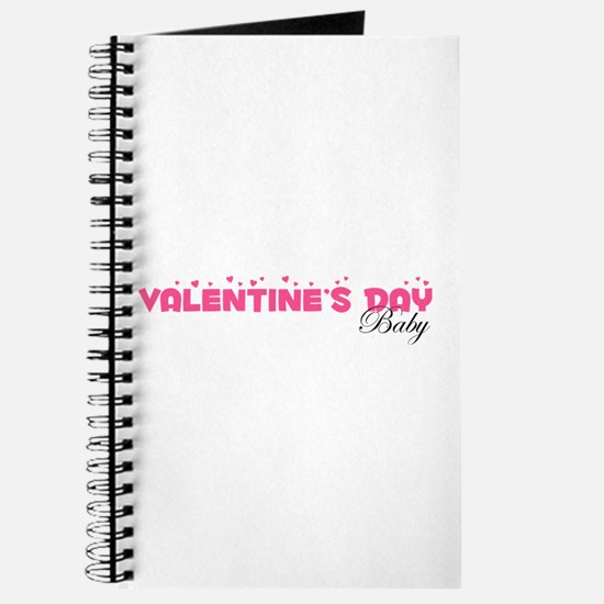 Valentine's Day Baby Journal