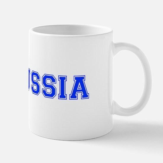 Russia-Var blue 400 Mugs