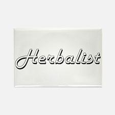 Herbalist Classic Job Design Magnets