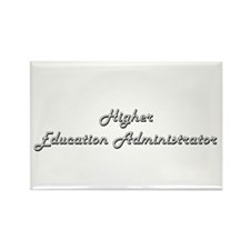 Higher Education Administrator Classic Job Magnets