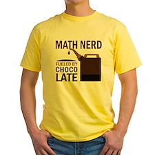 Funny Math Nerd T