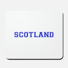 Scotland-Var blue 400 Mousepad